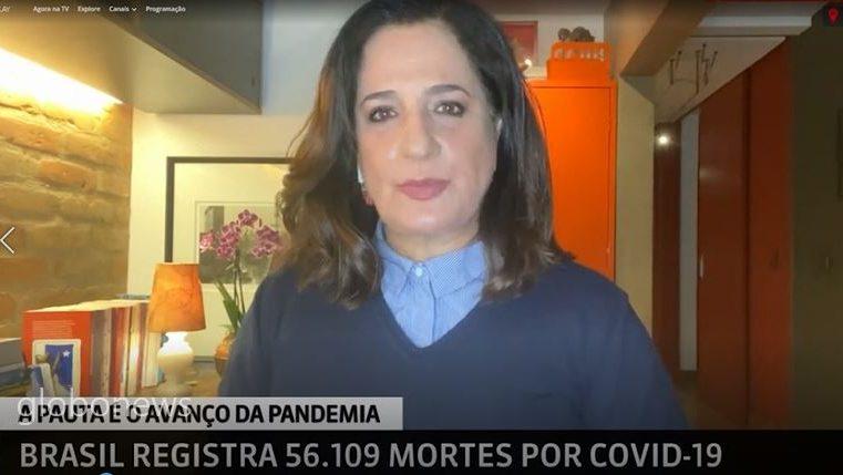 GLOBONEWS: Araraquara tem menor taxa em SP de mortalidade por covid-19