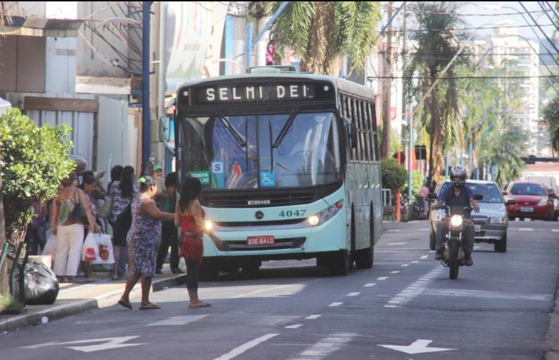 Edinho investe na modernização do transporte público de Araraquara
